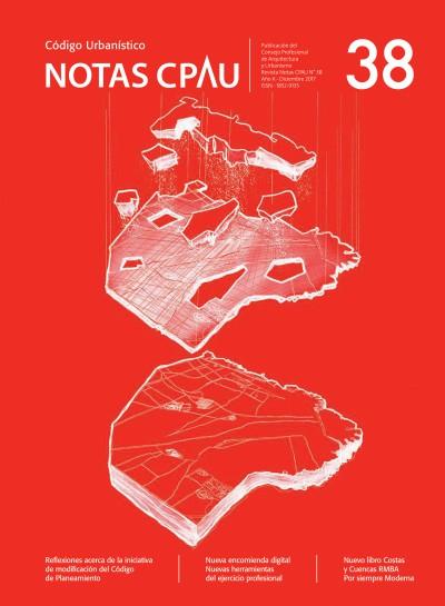 Revista Notas CPAU 38