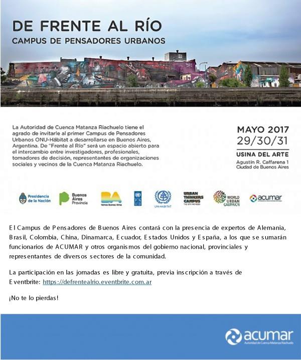 Campus de Pensadores de la Cuenca Matanza Riachuelo