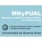Maestría en Hábitat y Pobreza Urbana en América Latina - UBA
