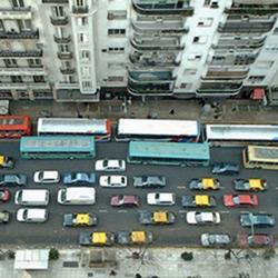 Tránsito en colapso: Cómo afrontar los problemas de congestión en la ciudad de Buenos Aires
