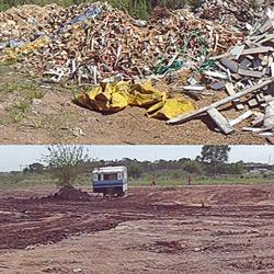 Cuenca Hídrica Matanza Riachuelo, tratamiento de residuos