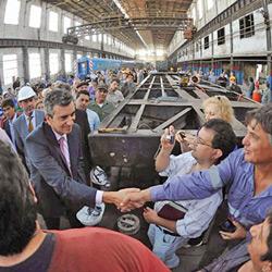 Programa de Renovación Ferroviaria