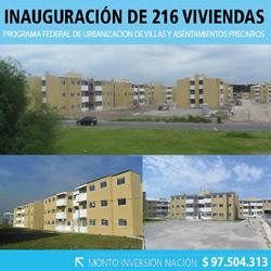Ezeiza - Programa de Urbanización de Villas y Asentamientos Precarios
