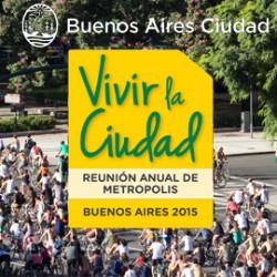 Reunión Anual de Metropolis 2015