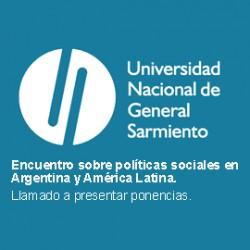 Encuentro sobre políticas sociales en Argentina y América Latina. Llamado a presentar ponencias