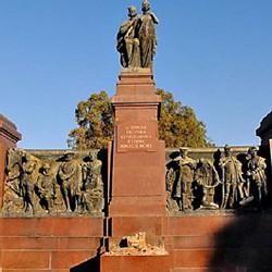 Plan de mantenimiento, conservación y restauración de monumentos y obras de arte del Espacio Publico