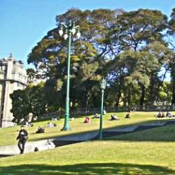 Espacios verdes: Buenos Aires, casi la peor de América latina