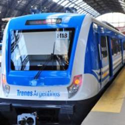 Transporte ferroviario. Trenes Argentinos