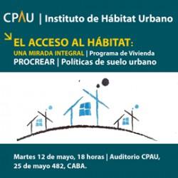 Acceso al Hábitat: una mirada integral | Programa de Vivienda PROCREAR