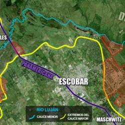 Escobar - Cuenca del Río Luján - Inundaciones