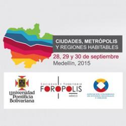Congreso Ciudades, Metrópolis y Regiones Habitables 2015