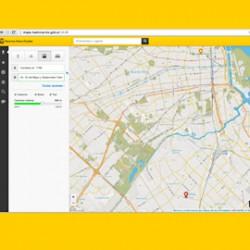El mapa web de la Ciudad ya incorporó el Conurbano