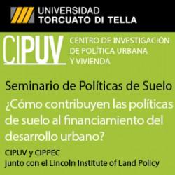 UTDI | ¿Cómo contribuyen las políticas de suelo al financiamiento del desarrollo urbano?