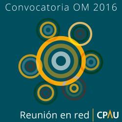 Lanzamiento de Nueva Convocatoria desde el Observatorio Metropolitano. Encuentros mensuales en el CPAU