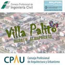 Seminario | Programa Federal de Urbanización de Villas y Asentamientos: Villa Palito