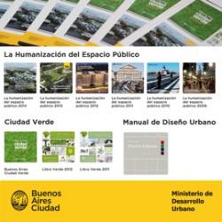 Publicaciones del Ministerio de Desarrollo Urbano   GCBA, para descargar
