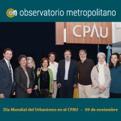 Presentación de la Convocatoria 2016 en el CPAU