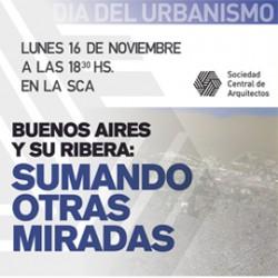 Mesa redonda sobre Buenos Aires y su ribera: sumando otras miradas