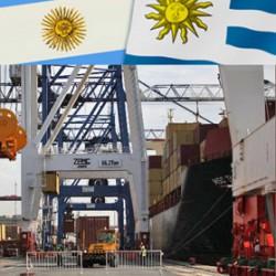 Puertos: Macri y Tabaré Vázquez relanzaron el vínculo bilateral