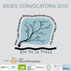 Convocatoria 2016: Costas y Cuencas de la Región Metropolitana de Buenos Aires