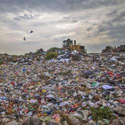 Ampliarán el relleno sanitario que recibe residuos de 28 distritos