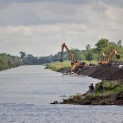 Vidal lanza un plan de obras para evitar las inundaciones