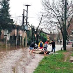 A qué municipios beneficiará el Plan Hídrico Bonaerense