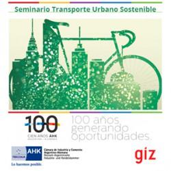 Seminario Transporte Urbano Sostenible: Gestión de la demanda