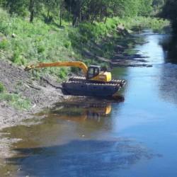 Estiman un tiempo de 4 a 5 años para concluir las obras del Río Luján