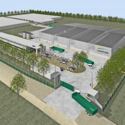 Inauguraron importante avance en el tratamiento de residuos en CEAMSE