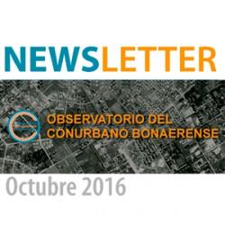 Observatorio del Conurbano Bonaerense de la UNGS - Newsletter