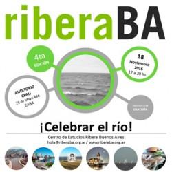 Celebrar el Río 2016 - Centro de Estudios Ribera Buenos Aires