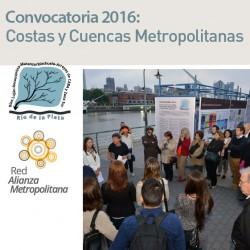 Se inauguró la exposición de Convocatoria 2016: Costas y Cuencas Metropolitanas