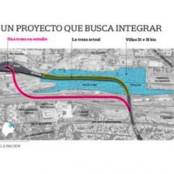 Autorizan nueva traza de la Autopista Illia para urbanizar villas