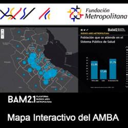 Mapa Interactivo del AMBA -    La Cuestión Metropolitana