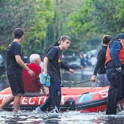 Inundaciones en La Plata: terminaron sólo un tercio de las obras prometidas