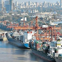 En el puerto de Buenos Aires se planifica a 50 años
