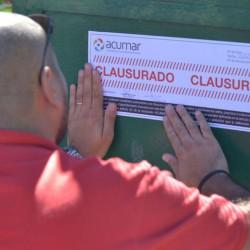 Riachuelo: clausuras preventivas para frigoríficos y cría de ganado