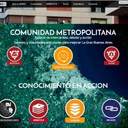Buenos Aires Metropolitana 2.1 / Newsletter BAM2.1 #1