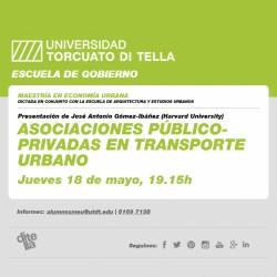 Asociaciones Público-Privadas en Transporte Urbano