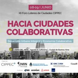 XII Foro Líderes de Ciudades: Hacia ciudades colaborativas