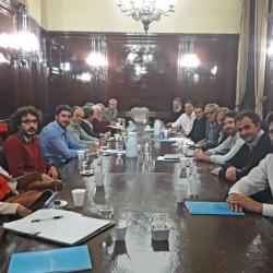 Primera Reunión de la Comisión Consultiva del Área Metropolitana de Buenos Aires (COCAMBA)