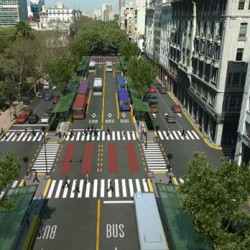 Metrobus del Bajo, notas sobre la inauguración