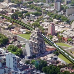 Tren San Martín: empezaron las obras para elevar las vías entre Palermo y Paternal