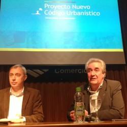 Actualización del Proyecto Nuevo Código Urbanístico lo presentaron el MDUyT y la UCPE