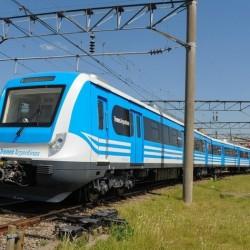 Inauguraron obra de electrificación del tren Roca a La Plata