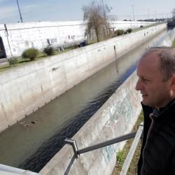 Lomas: construyen otro puente vehicular sobre el Arroyo del Rey