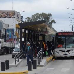 Metrobus en ruta 8