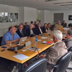 Reunión Comisión de Urbanismo - Nueva traza de la autopista Illia