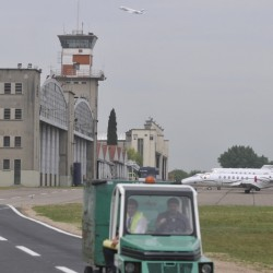 Como se llegará al nuevo aeropuerto de El Palomar, donde operarán líneas low cost